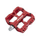 Reverse Escape Pedals red